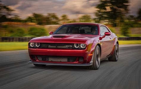widebody hellcat 2018 dodge challenger srt hellcat widebody brings extra