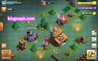 mod game coc terbaru coc clash of lights mod apk v9 256 4 unlimited gems