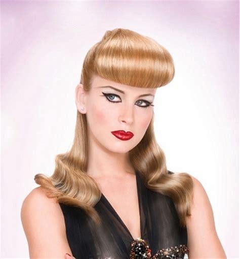 how to make retro hairstyles for women retro hairstyles for women
