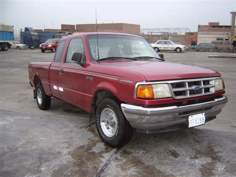 1994 ford ranger facts 1994 ford ranger information and photos momentcar