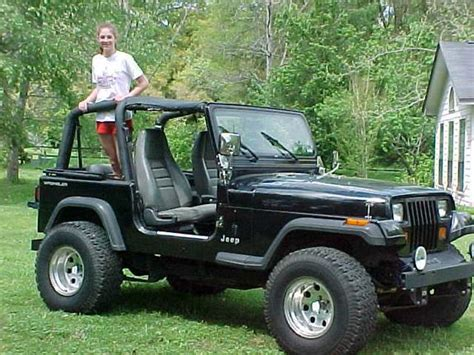 jeepramrod 1993 jeep wrangler specs photos modification