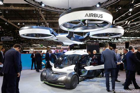 volante auto italdesign pop up svelato il prototipo di auto volante