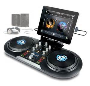 idj turns any apple device into a dj turntable backstage