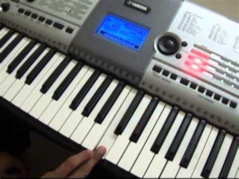 keyboard tutorial by vijay play in keyboard tamil pagalil oru iravu ilamai enum