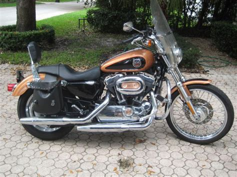 105th Anniversary Harley Davidson by Harley Davidson Sportster 105th Anniversary For Sale On