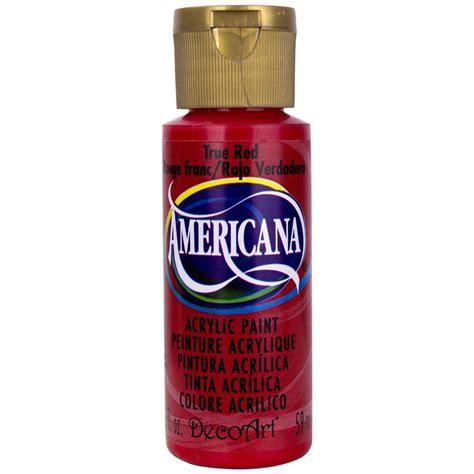 home depot paint list decoart americana 2 oz true acrylic paint da129 3