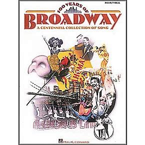 backstage pass to broadway more true tales from a theatre press books hal leonard 100 years of broadway piano vocal guitar