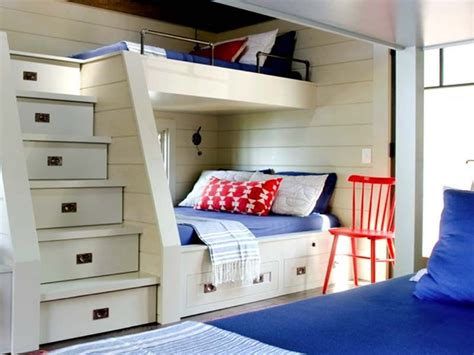 beds for small rooms modern cool built in bunk beds for small rooms with steps stairs bunks nooks