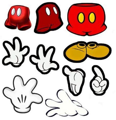 mickey mouse shoe coloring pages 29 best images about felt mickey mouse on pinterest
