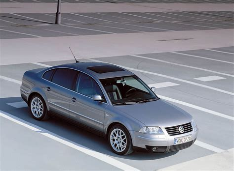2004 Volkswagen Passat Reviews by 2004 Volkswagen Passat W8 Review Top Speed