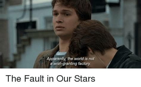 The Fault In Our Stars Meme - 25 best memes about the fault in our stars the fault in