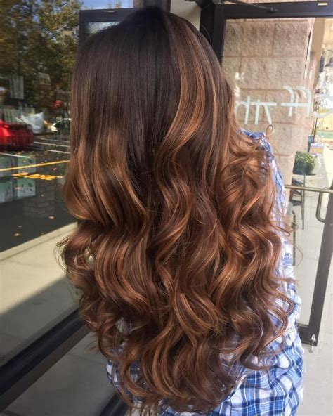 diy auburn highlights for brown hair 161 best images about my style on pinterest side fringe