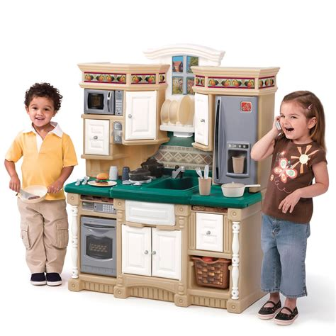 lifestyle dream kitchen play kitchens by step2