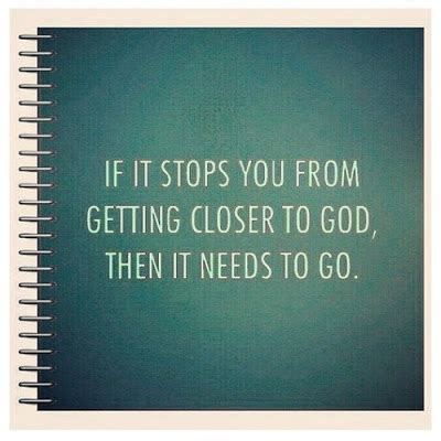 libro god needs to go if it stops you from getting closer to god then it needs