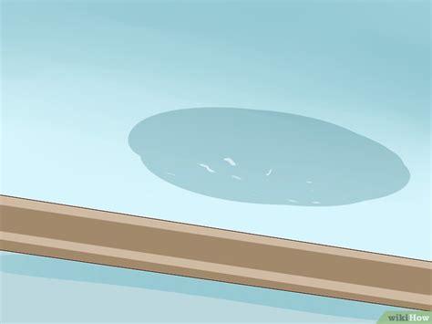 muffa sul soffitto come rimuovere la muffa dal soffitto 24 passaggi