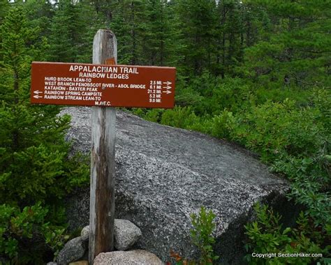 appalachian trail section distances how to increase your daily hiking mileage section hikers