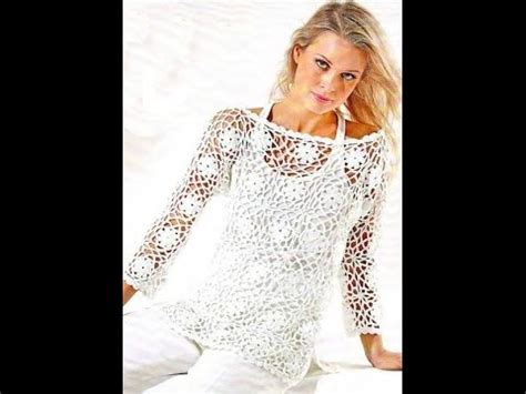 Raffa Tunik Top Blouse Hq how to crochet blouse top pullover free pattern