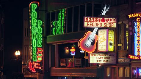 nashville red light district neon sign footage page 9 stock clips videos