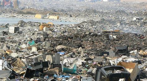 waste field