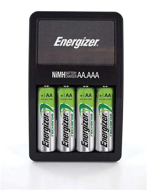energizer nimh battery charger light energizer battery charger lights