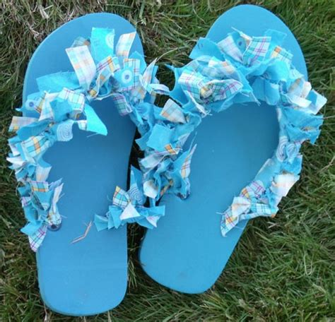 ideas for flip flop craft projects fringed flip flops think crafts by createforless