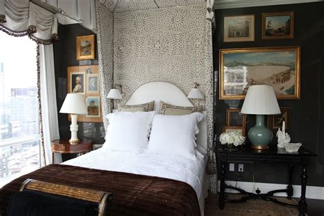 Showhouse Bedroom Ideas by Habitually Chic 174 187 Study In Contrasts