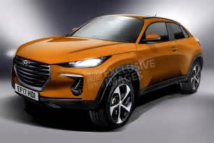 Compact Hyundai New I20 Based Hyundai Compact Suv In The Works Coming In