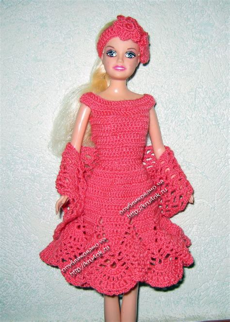 pattern clothes for barbie 100 ideas to try about barbie crochet crochet barbie