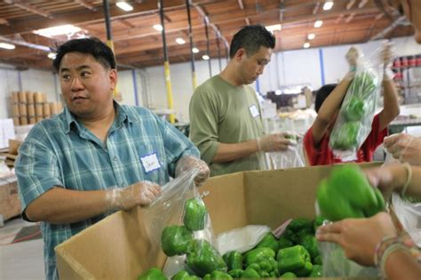 during hunger month alameda county s food bank