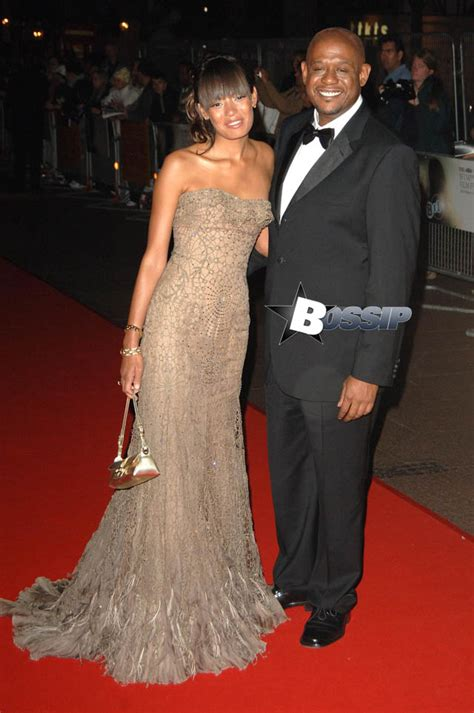 forest whitaker scotland forest whitaker s wife keisha nash remarkable weight loss