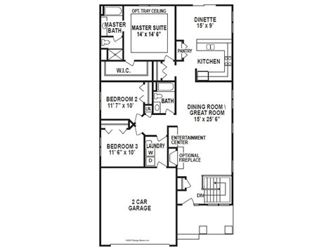 dr horton azalea floor plan azalea trace floor plans free home design ideas images