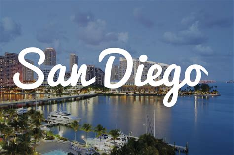 San Diego by 5 Things I Miss About San Diego