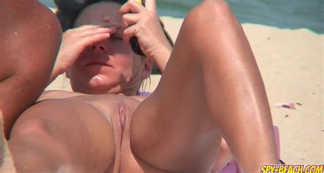 Hot LATINA Nudist Close Up Pussy Beach Voyeur Video Free
