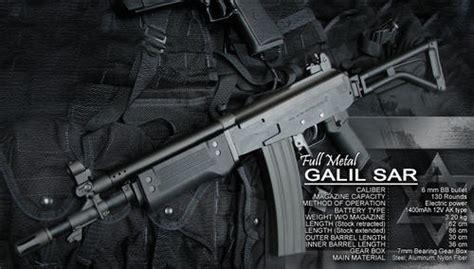 the israeli assault rifle machine gun galil arm rifle galil air rifles king arms galil sar south african r5