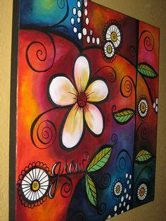 mixing acrylic paint on canvas canvas painting ideas of 2 painting