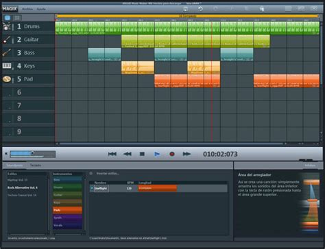 free soft music download magix music maker download