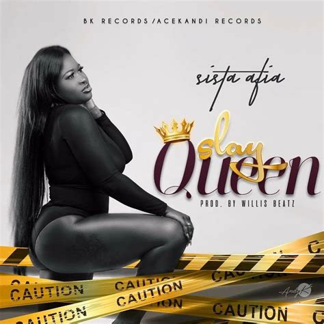 download mp3 from queen download mp3 sista afia slay queen prod by