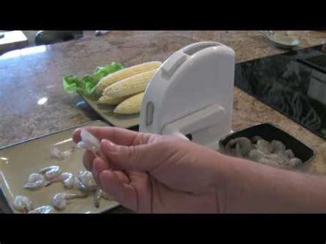Shrimp Peeler And Deveiner by Shrimp Butler Shrimp Peeler And Deveiner How To