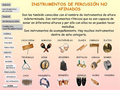 imagenes de instrumentos musicales y sus nombres instrumentos musicales y nombres imagui