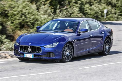 maserati models 2016 maserati ghibli diesel 2016 review by car magazine