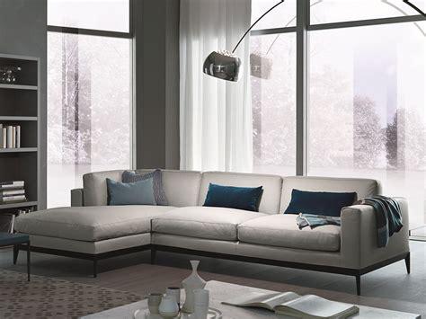 divani misuraemme divano angolare componibile modulare in pelle antibes