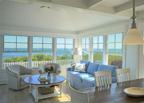 Cape Cod Living Room by New Seabury Cape Cod Traditional Living Room Boston