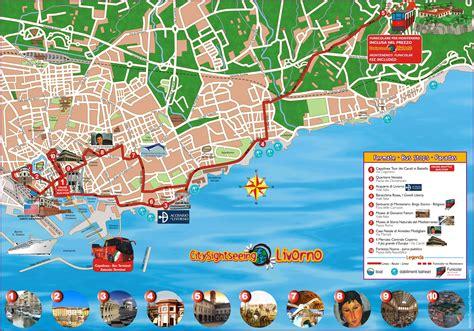 of livorno hop on hop tour of livorno