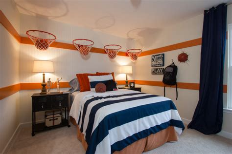 Basketball Bedroom by 55 Modern And Stylish Boys Room Designs Digsdigs