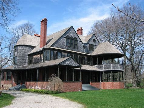 Isaac Bell House by Isaac Bell House Newport Ri Houses Big