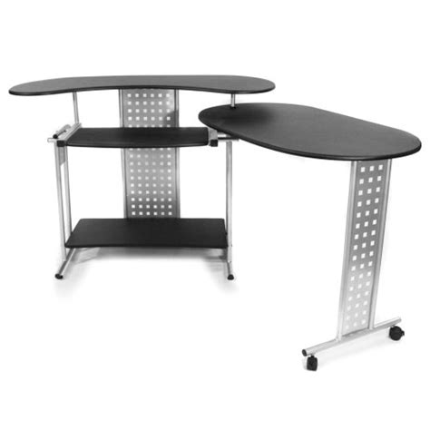 Expandable Computer Desk Comfort Products 50 100705 Regallo Expandable Quot L Quot Computer Desk Product Review And