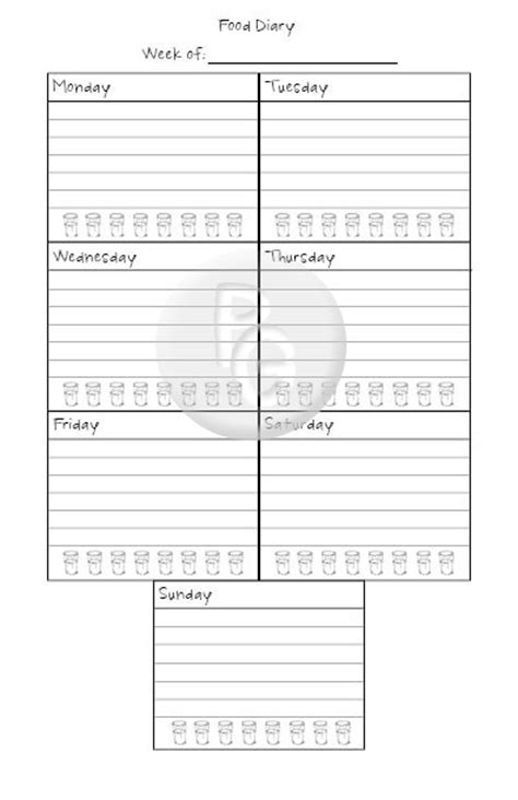 personal daily journal template planning galore my personal planner with free templates