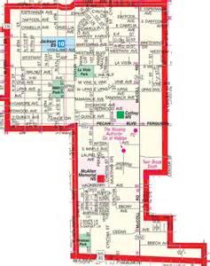 map of mcallen mcallen i s d jackson elementary map