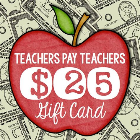 Tpt Gift Card - hurry hop and win teaching in the early years