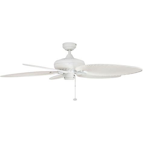 plastic ceiling fan blades honeywell palm island ceiling fan white finish 52 inch